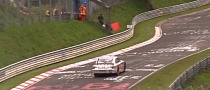 NASCAR Racer Roars at the Nurburgring [Video]