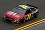 NASCAR's Jeff Gordon Hits 214 MPH During Indy Tire Test