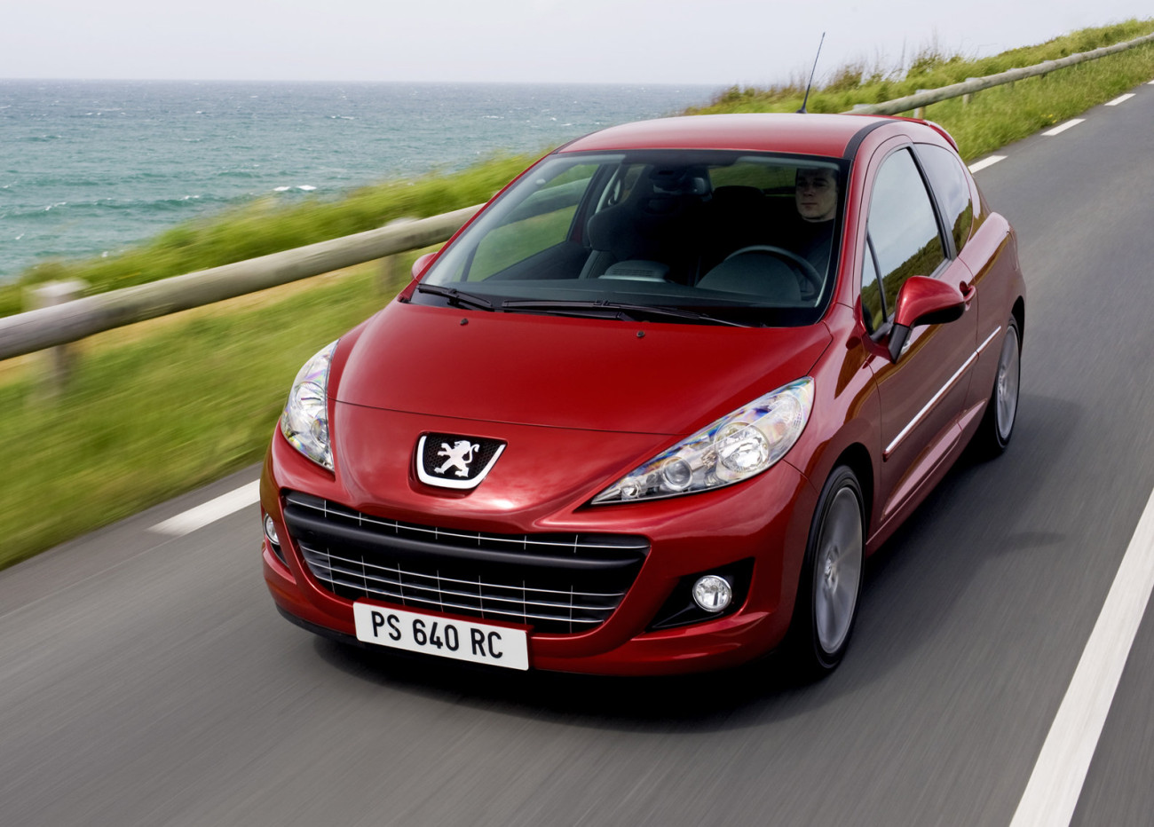 nasim to boost exports of peugeot 207 to thailand autoevolution. Black Bedroom Furniture Sets. Home Design Ideas