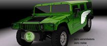 Nation-E AngelH1: Electric Hummer H1