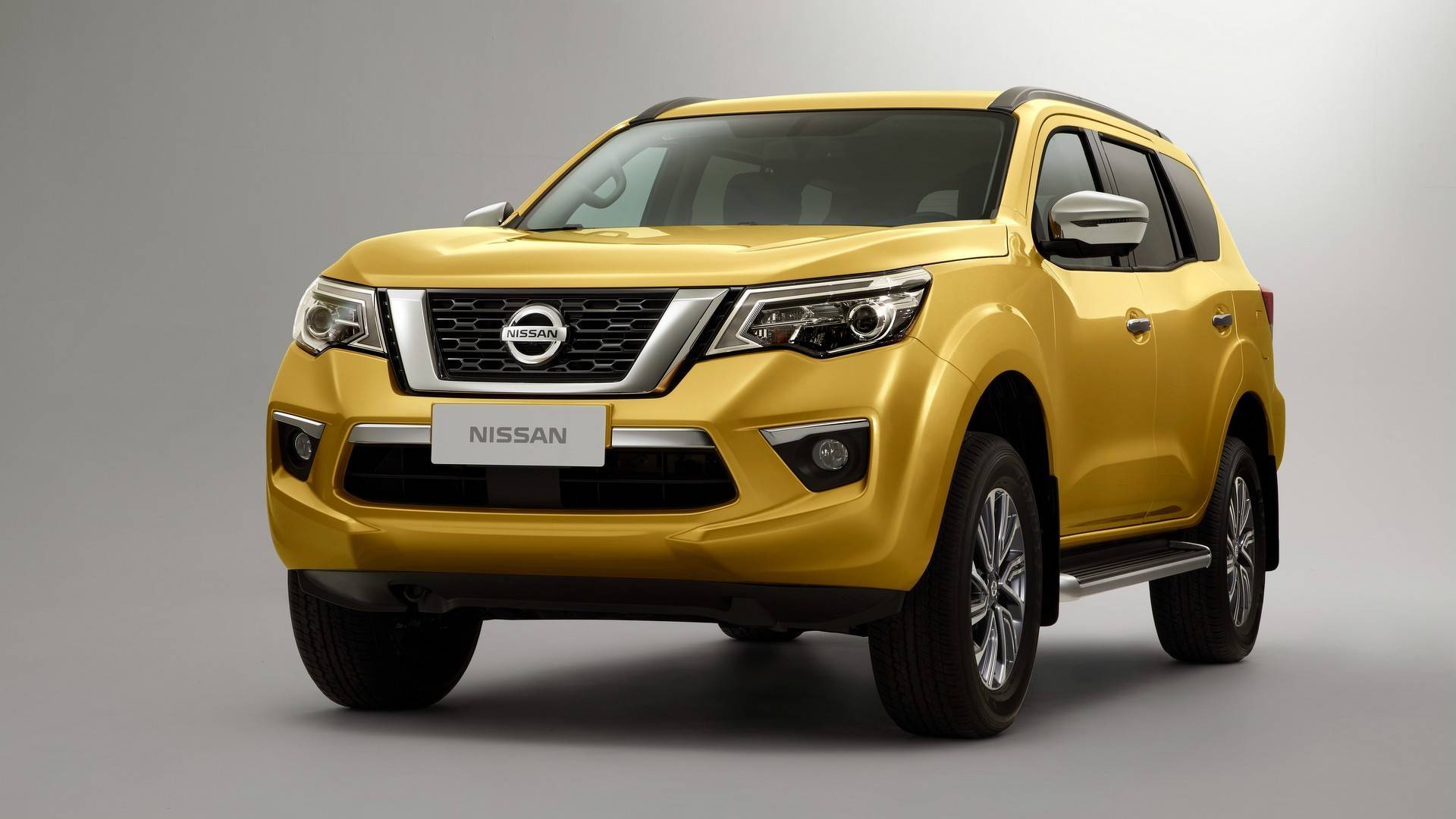 navara based 2018 nissan terra suv detailed ahead of auto. Black Bedroom Furniture Sets. Home Design Ideas