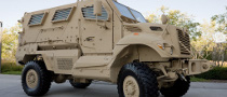 Navistar Defense Gets $183M Order for MRAP Dash Ambulances