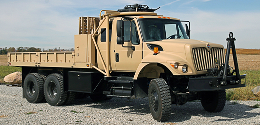Navistar Defense Receives New $97M Order for Afghanistan