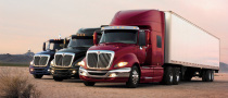 Navistar Supplies J.B. Hunt Transport Services