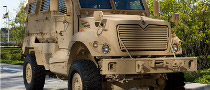 Navistar to Supply More MRAPs to USMC