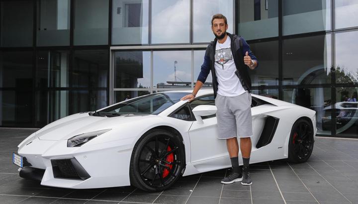 Carlos Boozer Lamborghini