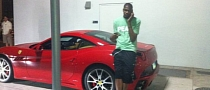 NBA Supercars: Kevin Durant Has a Ferrari California