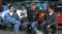 Top Gear USA hosts