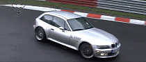 Near-Crashes, Spins and Close Calls at the Nurburgring [Video]