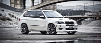 Need 4 Speed Motorsports BMW X5: AC Schnitzer Kit & Vossen Wheels [Photo Gallery]