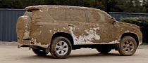Need an SUV Dirt Wash? Toyota to the Rescue! [Video]