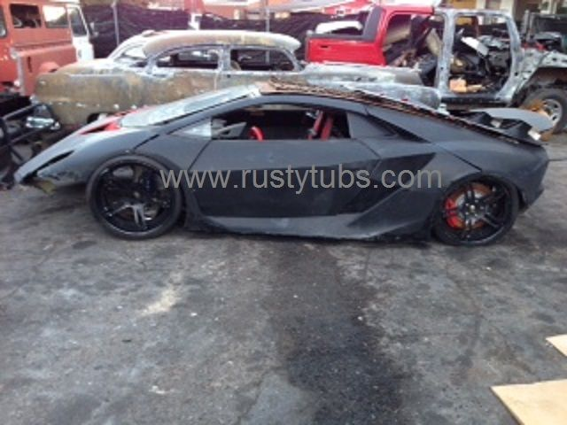 Need For Speed Lamborghini Sesto Elemento Replica For Sale Autoevolution
