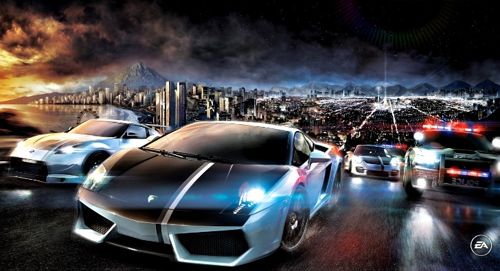 Need for Speed Movie - Out February 7th 2014 - autoevolution