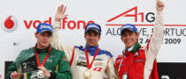 Neel Jani Wins Dramatic Feature Race at Algarve