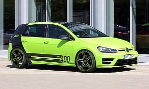 Golf R from ABT