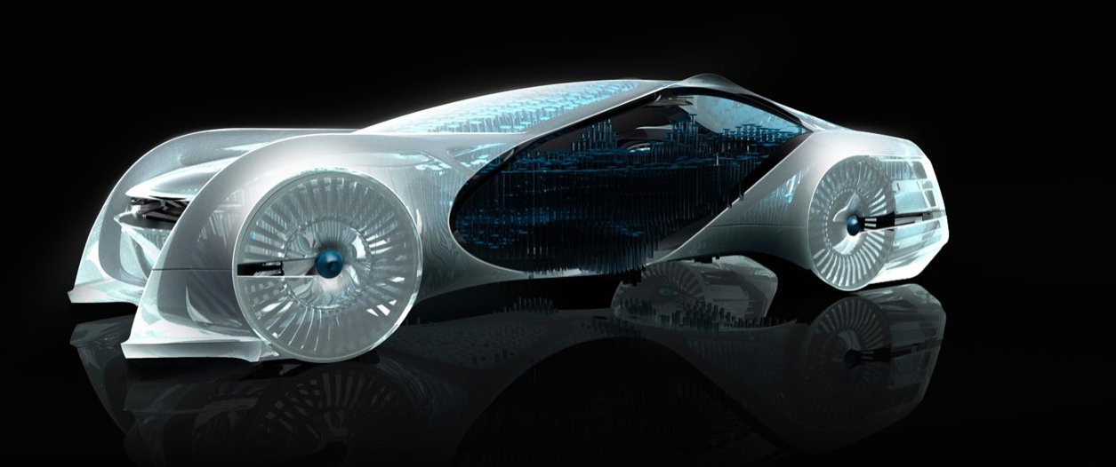 Neuron Concept Car To Include Brain Machine Interface Technology