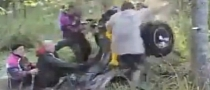 Never Let a Babushka Ride an ATV [Video]