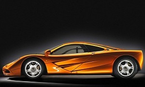 Never Mind the T.50, Gordon Murray's Original McLaren F1 Is Worth $16 Million