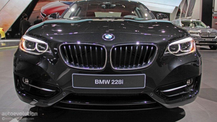 New 2 Series Coupe Is A True Bmw In Detroit Live Photos