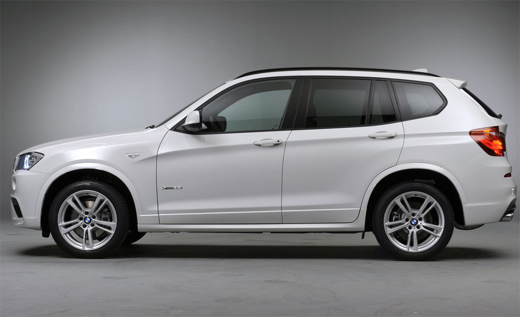 new 2011 bmw x3 m sport package images revealed autoevolution. Black Bedroom Furniture Sets. Home Design Ideas