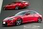 New 2012 Toyota FT-86 Leaked Photos Emerge