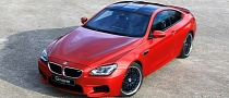 New 2013 BMW M6 by G-Power Previewed