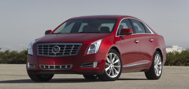 New 2013 Cadillac XTS Sedan Photos Released [Photo Gallery]