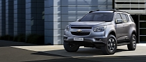 New 2013 Chevrolet Trailblazer Presented, US Launch Uncertain [Photo Gallery]