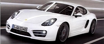 New 2013 Porsche Cayman Leaked ahead of LA Debut?