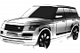 New 2013 Range Rover Renderings