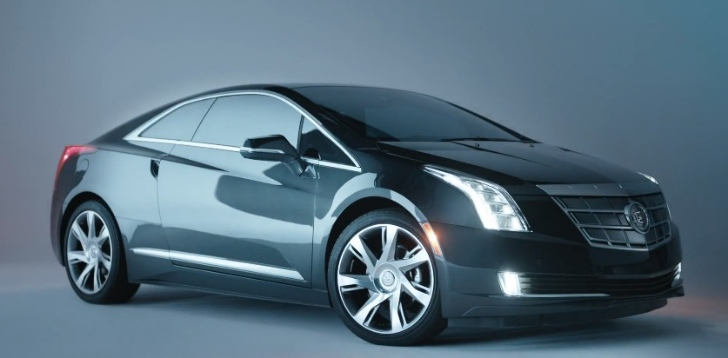 "New 2014 Cadillac ELR Commercial Less Controversial Than ""Poolside"