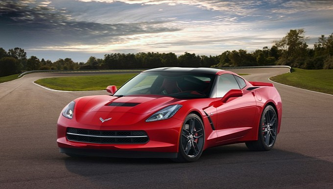 New 2014 Corvette Stingray Details Revealed