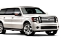 New 2014 Ford Expedition Rendering