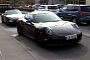 New 2014 Porsche 911 Turbo Spotted in Traffic [Video]