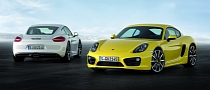 New 2014 Porsche Cayman Debuts in LA [Video] [Photo Gallery]