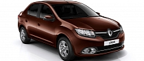 New 2014 Renault Logan for Brazil First Photos