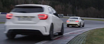 New A45 and CLA 45 Unite to Represent AMG's New Compact Segment [Video]