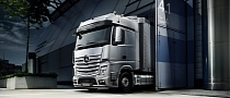 New Actros Comes With Standard FleetBoard Telematics