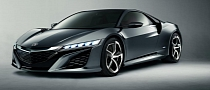 New Acura / Honda NSX to Be Built in Ohio