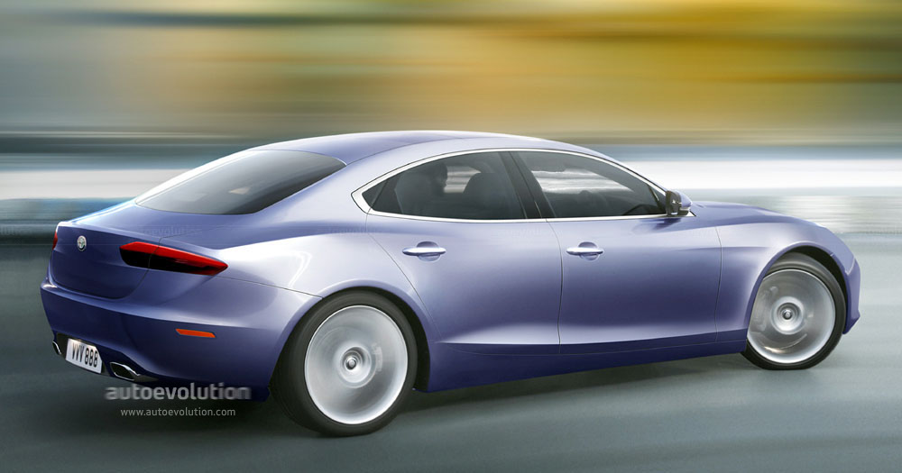 New Alfa Giulia May Be Rwd New Model Between It And The
