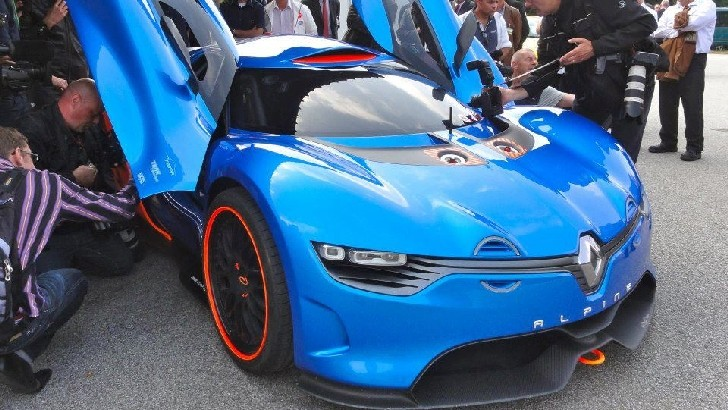 New Alpine A110 Successor Details Revealed