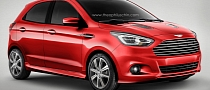 New Aston Martin Cygnet Rendered Based on Ford Ka