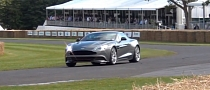 New Aston Martin Vanquish at Goodwood [Video]