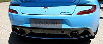 New Aston Martin Vanquish Revved by CEO for US Customers [Video]