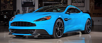 New Aston Martin Vanquishes Jay Leno's Garage [Video]