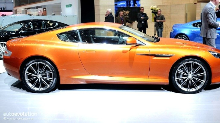 New Aston Martin W-One Brand Center in London