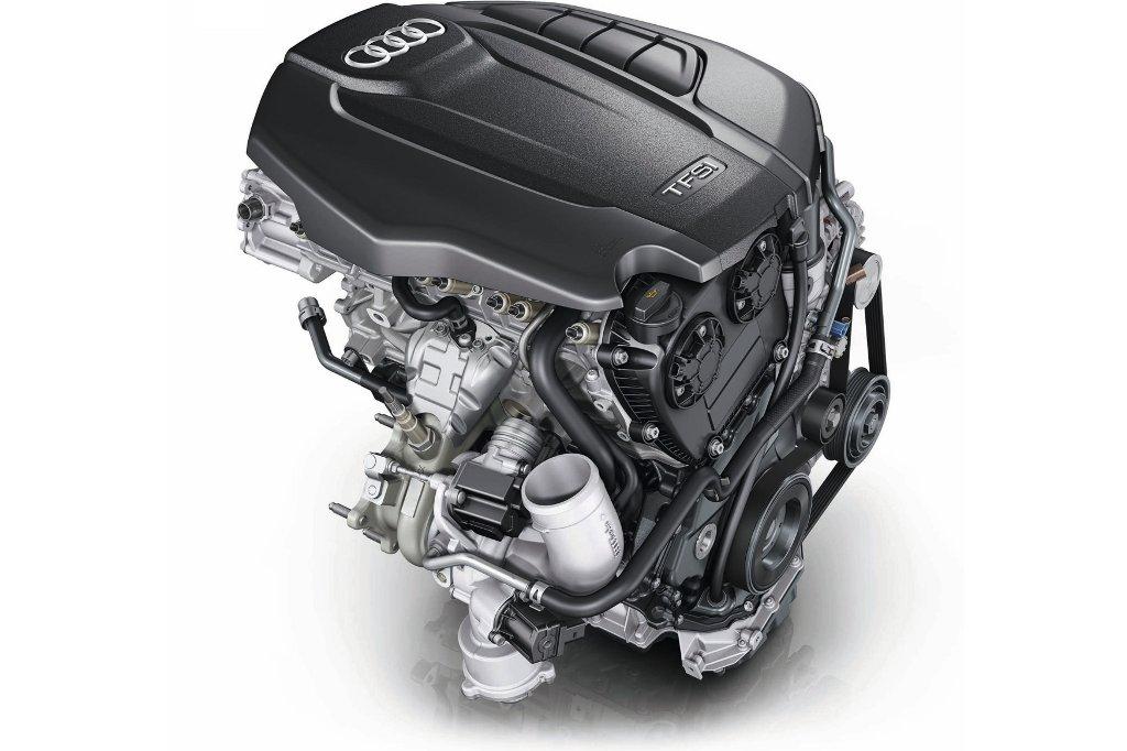 new audi 1 8 tfsi engine 170 hp and 5 7l 100km. Black Bedroom Furniture Sets. Home Design Ideas