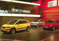 Audi A2 is going to be revived by 2014