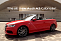 New Audi A3 Cabriolet Racers a Paraglider in First Promo Films [Video]