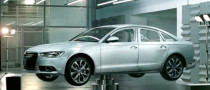 New Audi A6 Ad Combines Metal and Magic [Video]
